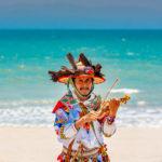 Ceremonía Huichol en Grand Velas Riviera Nayarit
