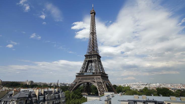 torre Eiffel Goût de France