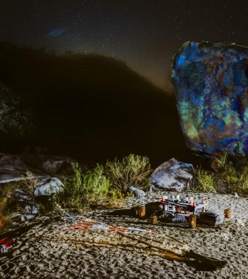 Video mapping en Los Cabos