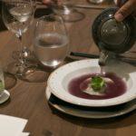 sopa que cambia de color en Riviera Nayarit