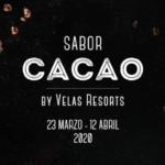 Evento culinario Sabor Cacao en Velas Resorts