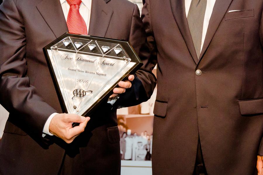 Grand Velas Riviera Nayarit recibe 5 Diamantes de la AAA por 14 años consecutivos