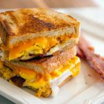 Sandwich-parrilla